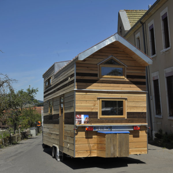 Tiny house La belle en bois